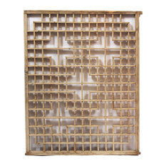 Consigned Antique Window Screen