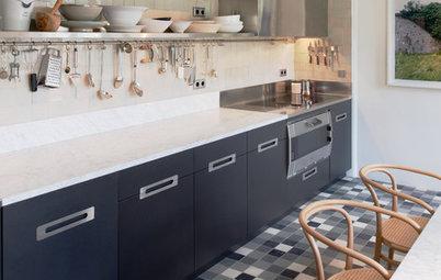 Veckans kök: Bistro-inspiration i Filippa K-grundarens kök i Stockholm