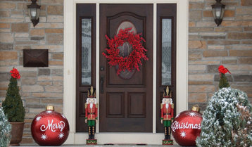 Up to 55% Off Wreaths and Garlands