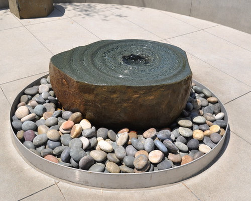 Garden Elements (Fountains, Fire Pits, Designer Glass, Etc.) - Outdoor Fountains And Ponds