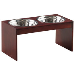Transitional Pet Bowls And Feeding by Elegant Home Fashions