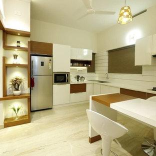 Kitchen Interiors In Kerala Homes Kitchen Appliances Tips