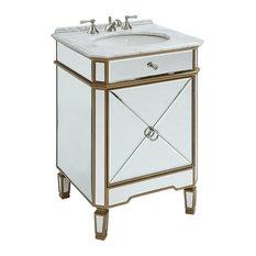 Gold Bathroom Vanities Houzz