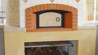 Wood fired Oven 1