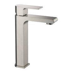 Jasper Vessel Faucet - Brushed Nickel