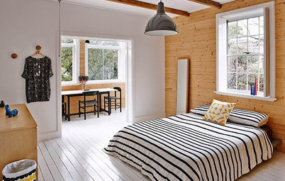 How to Give Your Bedroom a Scandinavian Edge