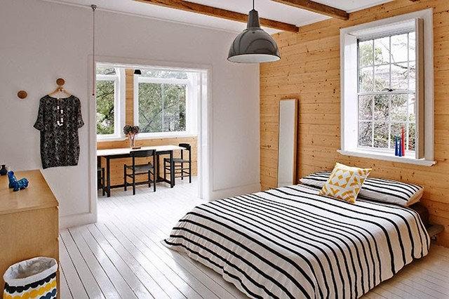 Scandinavian Bedroom by MR.FRÄG