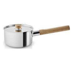Eva Solo Nordic Kitchen Sauce Pan, Stainless Steel, 1.5L