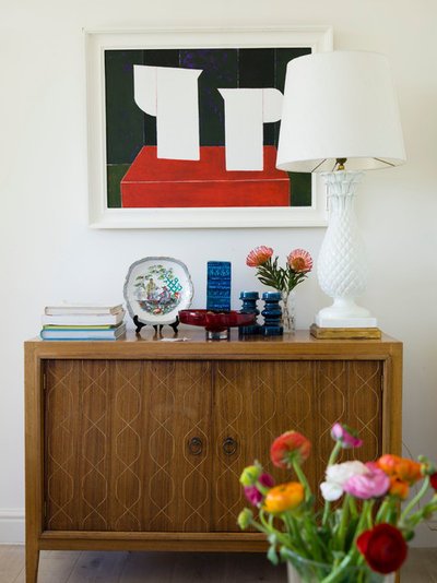 Eclectic  by Anna Standish Interiors