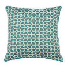 Maria Scatter Cushion, Jade Green, 52x52 cm