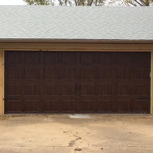 Steel Decorative Garage Doors