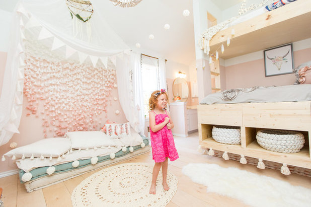 Room Of The Day A Dreamy Boho Bedroom For Tweens