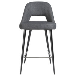 Midcentury Bar Stools And Counter Stools by Euro Style