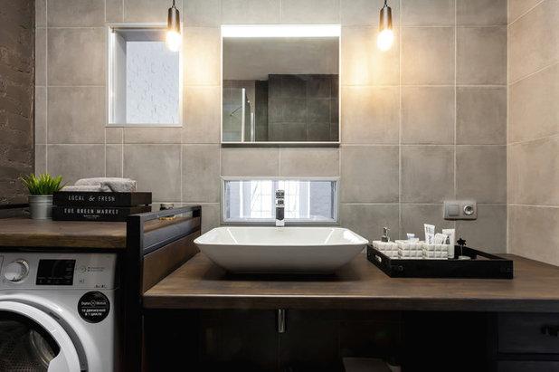 Лофт Ванная комната Uniqloft