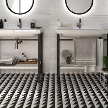 Wonderful patterned tiles