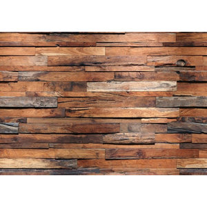 Old Floorboards Peel And Stick Removable Graphic