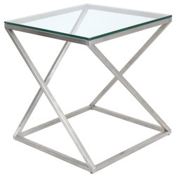 Contemporary Side Tables And End Tables by LumiSource