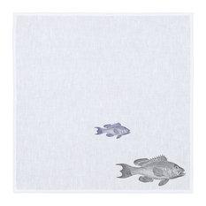 Eco-Friendly Napkin, Fish