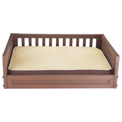 Traditional Dog Beds by New Age Pet