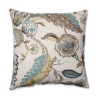 "Finders Keepers 16.5"" Throw Pillow, Blue"