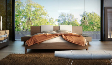 Design a Treehouse-Inspired Bedroom