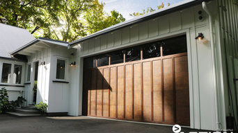 Custom Ply & Batten Sectional Door