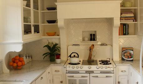 10 Tiny Kitchens Whose Usefulness You Won't Believe