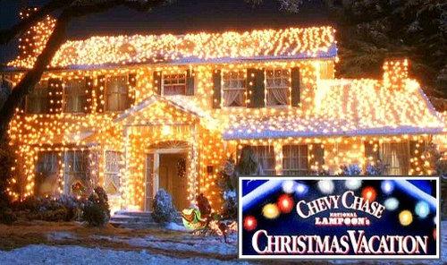 Christmas Lighting For Colonial House