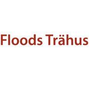 Floods trähuss foto