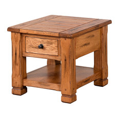 Sedona 1-Drawer End Table