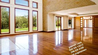 Energieeffiziente Fußbodenheizung im Trockenbau mit nur 30 mm Aufbauhöhe