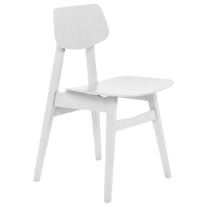 1960 Dining Chair, White