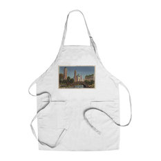 Chef's Apron, New York, Ny, Central Park At 59th Street, Savoy Plaza