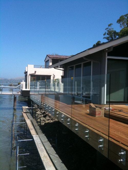 Glass Railing System Glass Balcony Glass Railing: Glass Railings (Interior And Exterior