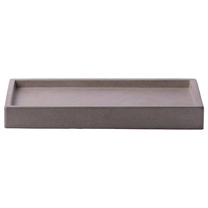 Cubic Concrete Bathroom Tray