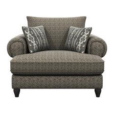 Moscow Armchair, Grey