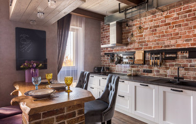 Цена проекта с фото: кухня в стиле лофт за 767 926 ₽
