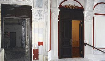 Реставрация старинных дверей