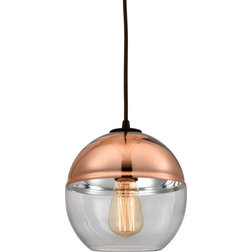 Contemporary Pendant Lighting by Buildcom
