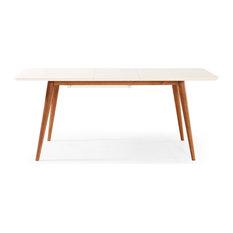 - Table de salle à manger extensible Wyna - Table à manger