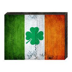 Flag Of Ireland Block 98999Ir