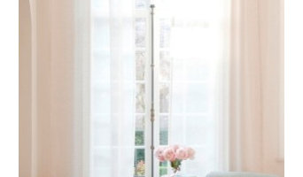 Sheer Linen Curtains- Casper