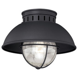 Beach Style Outdoor Flush-mount Ceiling Lighting by Vaxcel