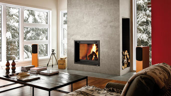 Fireplaces- Wood, Gas and Electric