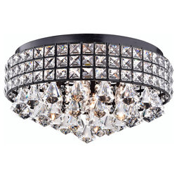 Contemporary Flush-mount Ceiling Lighting by Edvivi LLC
