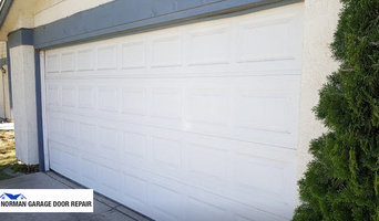 Garage door repair in Norman, OK