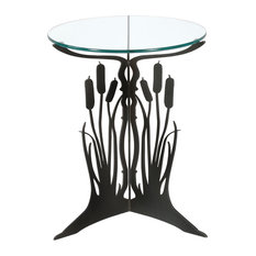 Cattail Table, Steel