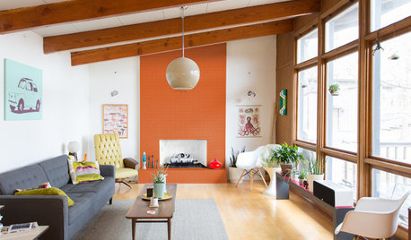 Choosing Color: 6 Striking Options for 1 Fabulous Fireplace