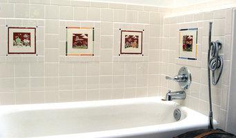 Tiles for a Gardener's Bathroom