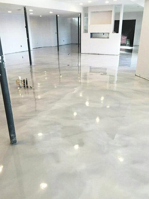 White Epoxy Floor Coating : Epoxy coatings